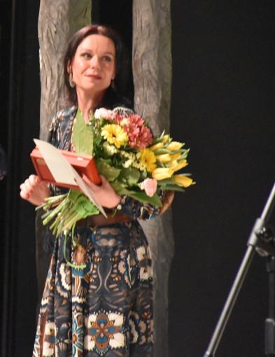 Srebrna Maska dla aktorki płockiego teatru [FOTO] - Zdjęcie główne