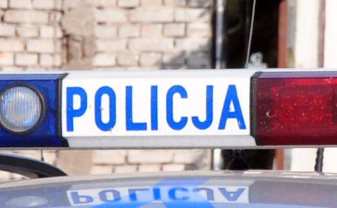 Z policji. Wypadek, kradzież na Sobótce… - Zdjęcie główne