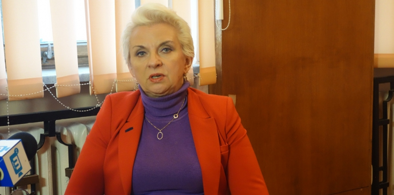 Posłanka Gapińska: Partia rządząca chciałaby sejmu niemego - Zdjęcie główne