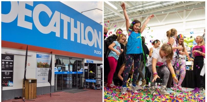 Mnóstwo atrakcji i dobra zabawa już w niedzielę. Aktywny Dzień Dziecka w Decathlon - Zdjęcie główne