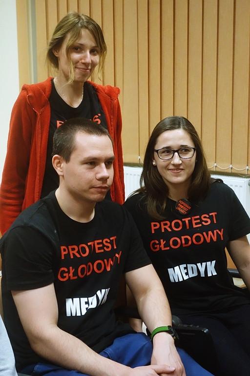 Rezydenci zmieniają formę protestu - Zdjęcie główne