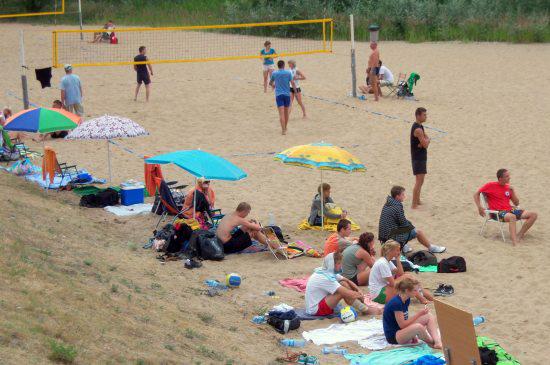 Przy plaży na Sobótce będzie palarnia - Zdjęcie główne