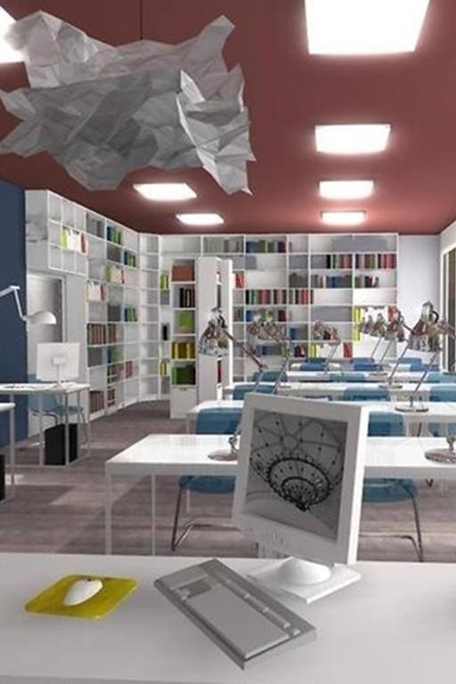 W tej bibliotece ma być jak w niebie - Zdjęcie główne