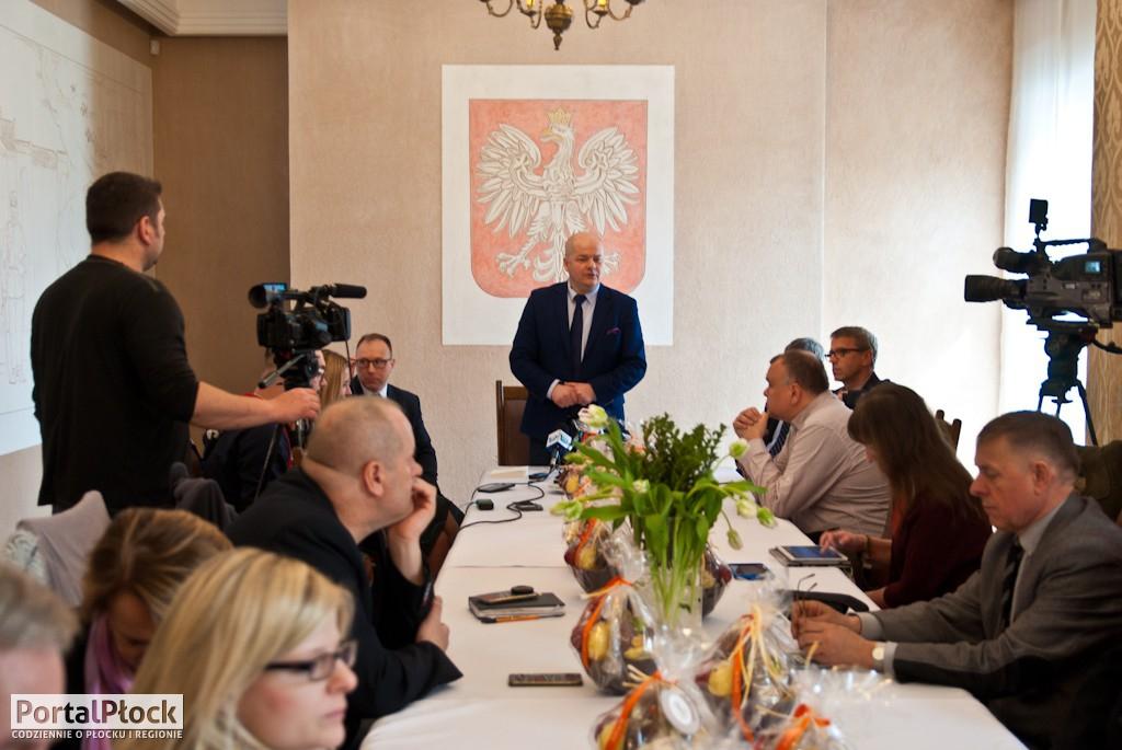 Przedświąteczna konferencja prezydenta - Zdjęcie główne