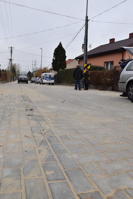 Koniec prac na ul. Strażackiej - Zdjęcie główne