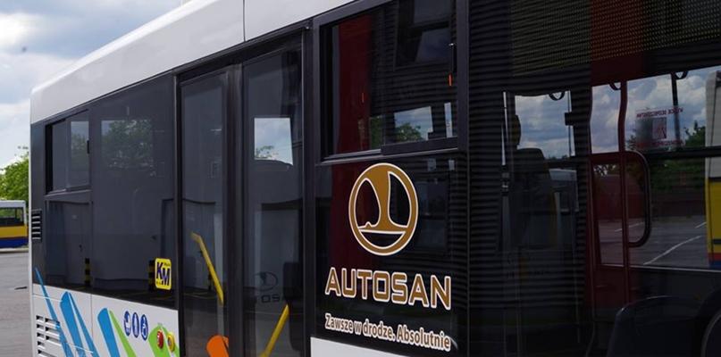 Komunikacja Miejska testuje kolejny autobus [FOTO] - Zdjęcie główne