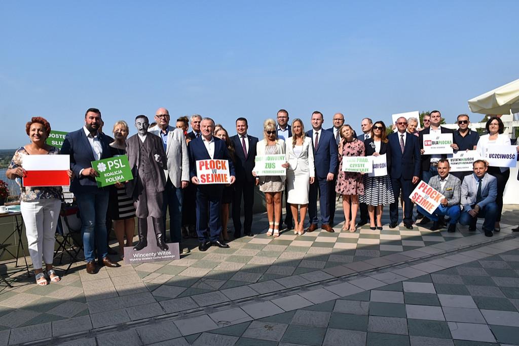 PSL przedstawiło kandydatów do parlamentu - Zdjęcie główne