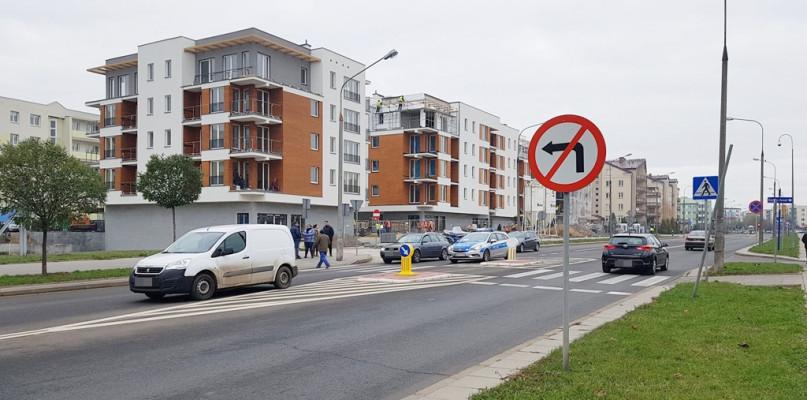 Potrącenie kobiety na przejściu dla pieszych - Zdjęcie główne