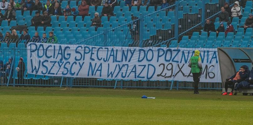 Kibice Wisły jadą do Poznania specjalnym pociągiem - Zdjęcie główne