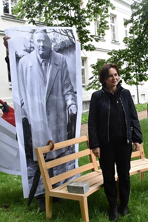 Upamiętnią Tadeusza Mazowieckiego - Zdjęcie główne