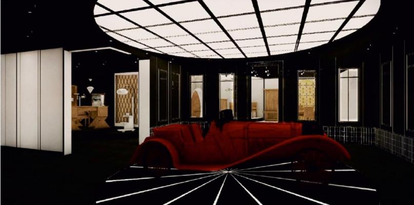 Nowocześnie, luksusowo,  nieco tajemniczo. Tak ma być w nowym muzeum [WIZUALIZACJE] - Zdjęcie główne