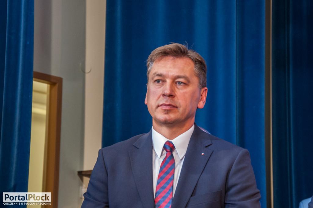 Marek Martynowski zrezygnował z funkcji szefa senackiego klubu PiS  - Zdjęcie główne