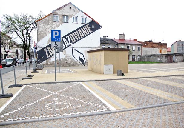 Nieznajomi wypytują o parkingi i auta - Zdjęcie główne