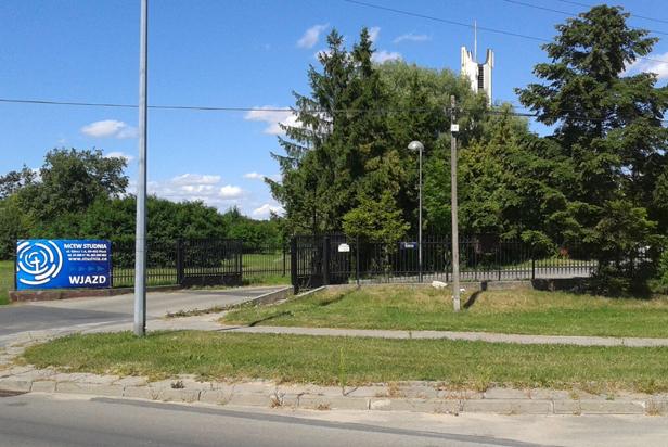 Działka dla parafii. Na wjazd i parking - Zdjęcie główne