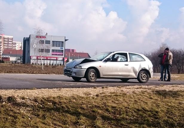 Sporo kolizji na drogach [FOTO] - Zdjęcie główne