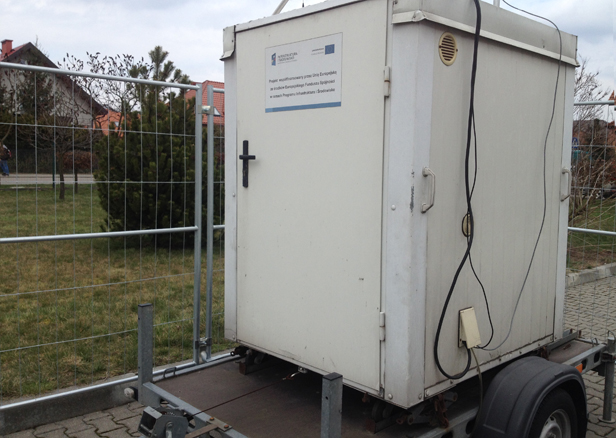 Badają płockie powietrze na Podolszycach - Zdjęcie główne