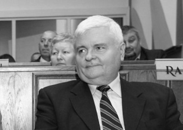 Zmarł Andrzej Drętkiewicz, prezydent Płocka - Zdjęcie główne