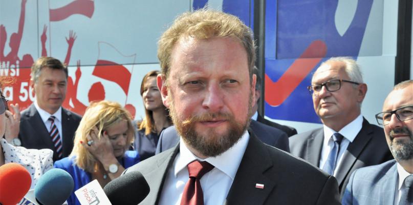 Łukasz Szumowski zrezygnował z funkcji ministra zdrowia  - Zdjęcie główne