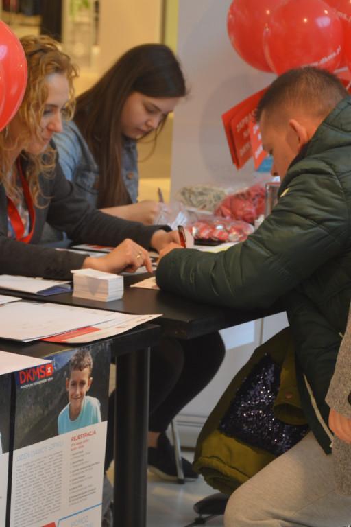 Rejestracja dawców szpiku w Płocku - Zdjęcie główne