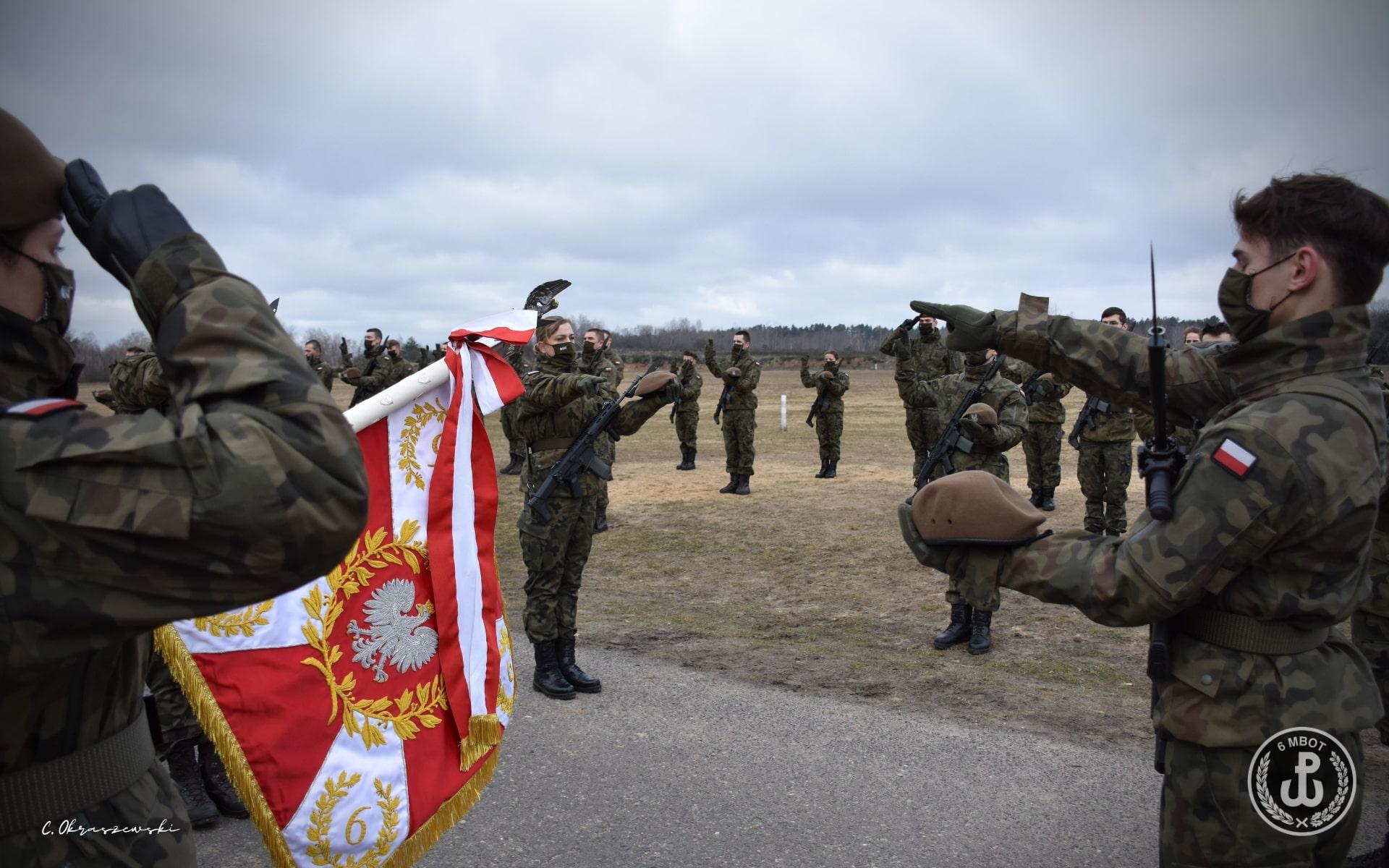 Nowi żołnierze w płockim batalionie - Zdjęcie główne
