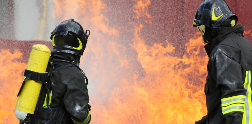OSP nie wyjedzie do pożaru przez konflikt? - Zdjęcie główne