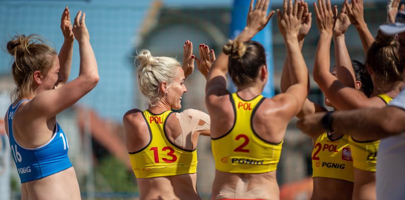 PGNiG Summer Superliga Płock: święto piłki ręcznej plażowej - Zdjęcie główne