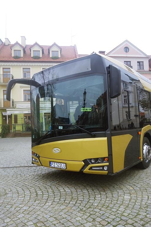 Takie autobusy będą jeździły w Płocku - Zdjęcie główne
