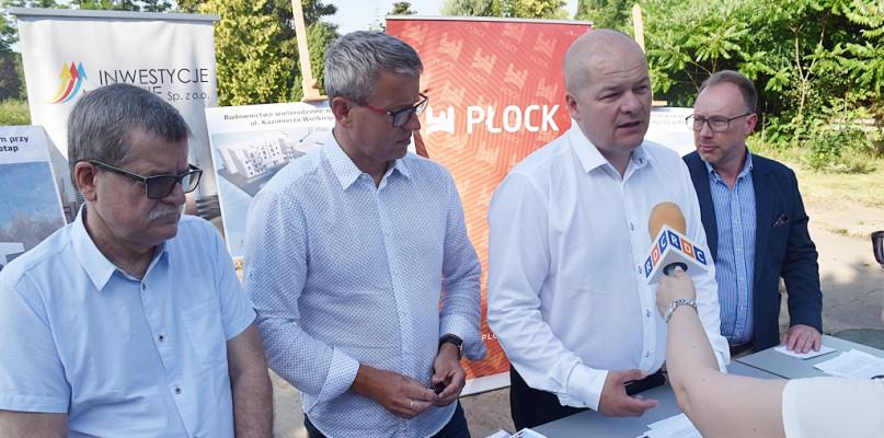 Radni ocenią działania włodarza Płocka. Prezydent ze spokojem: To był rekordowy rok  - Zdjęcie główne