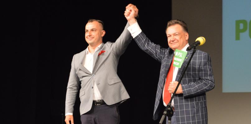 PSL ma swojego kandydata na prezydenta Płocka [FOTO] - Zdjęcie główne