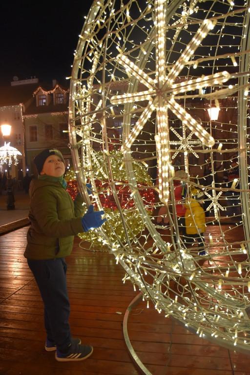 Mikołajkowe szaleństwo na Starym Rynku - Zdjęcie główne