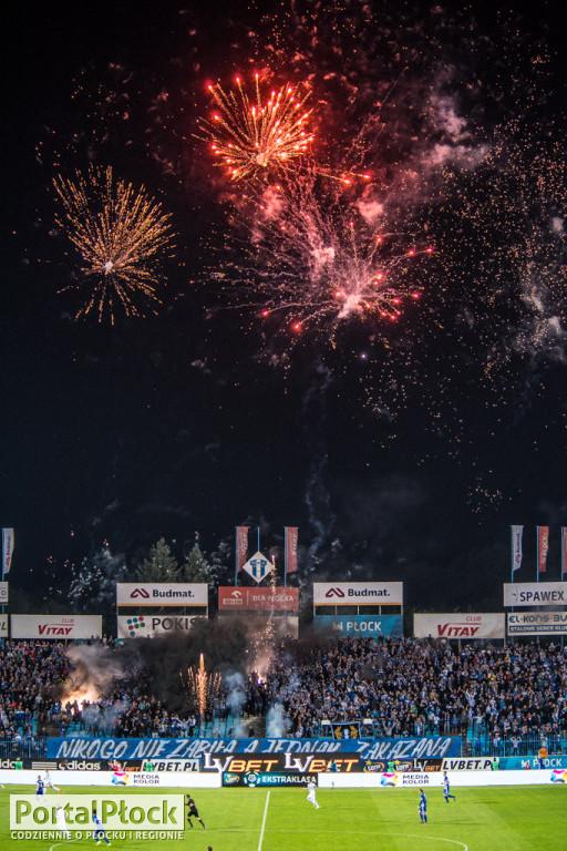 Rekord i fajerwerki na stadionie Wisły - Zdjęcie główne