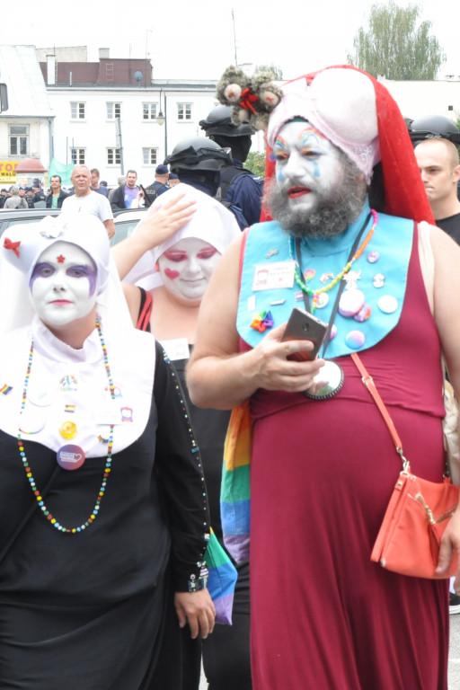 Marsz Równości przeszedł ulicami Płocka - Zdjęcie główne