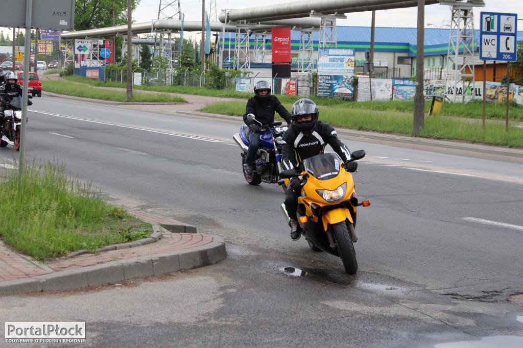 Motocykliści oficjalnie rozpoczęli sezon - Zdjęcie główne