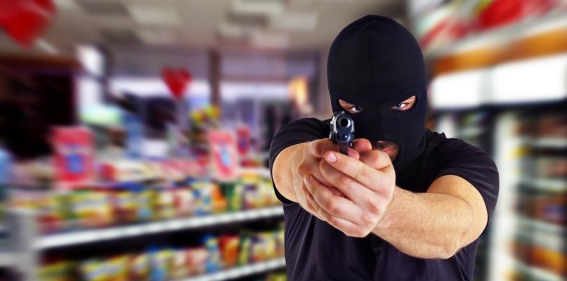 Napad na sklep. Groził użyciem broni - Zdjęcie główne
