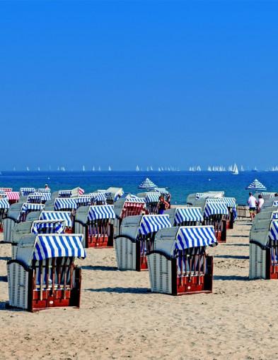 Dlaczego warto spędzić wakacje nad Bałtykiem - Zdjęcie główne