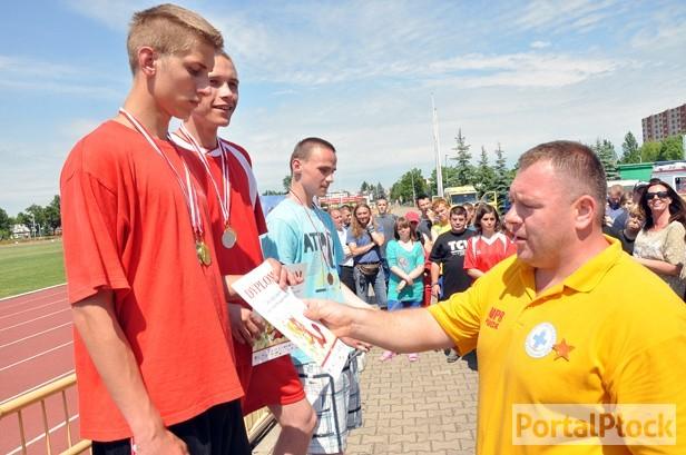Bój o medale na stadionie miejskim [FOTO] - Zdjęcie główne