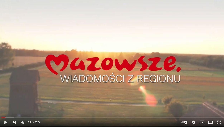 Mazowsze. Wiadomości z regionu - Zdjęcie główne