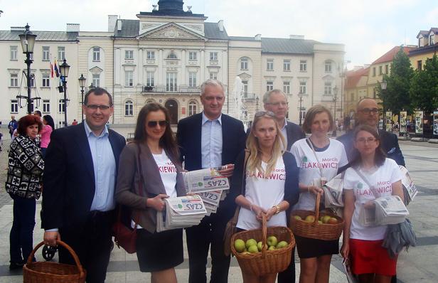 Marcin Flakiewicz chce być prezydentem? - Zdjęcie główne