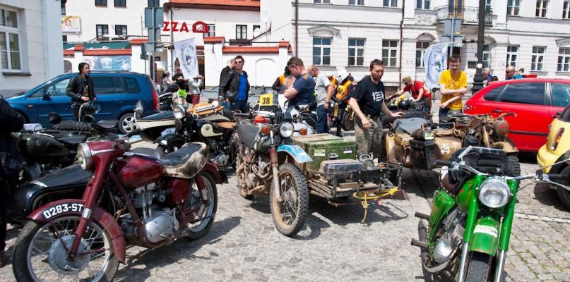 IX Edycja Rajdu Motocykli Zabytkowych. Będzie co podziwiać - Zdjęcie główne