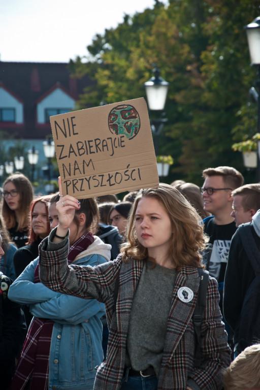 Młodzieżowy strajk klimatyczny - Zdjęcie główne