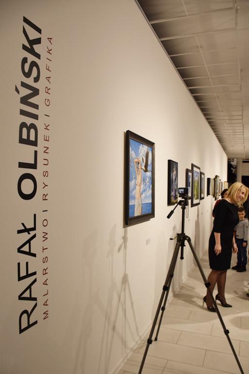 Niesamowite kobiety Olbińskiego - Zdjęcie główne