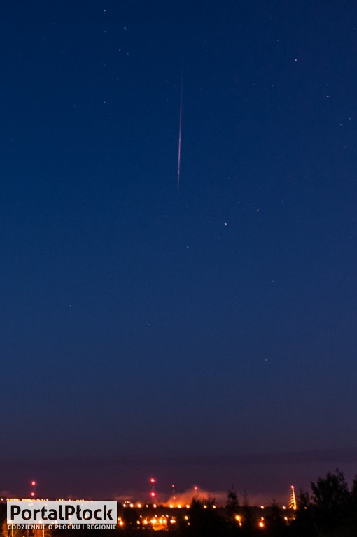 Gwiazdy spadały nad Płockiem - Zdjęcie główne