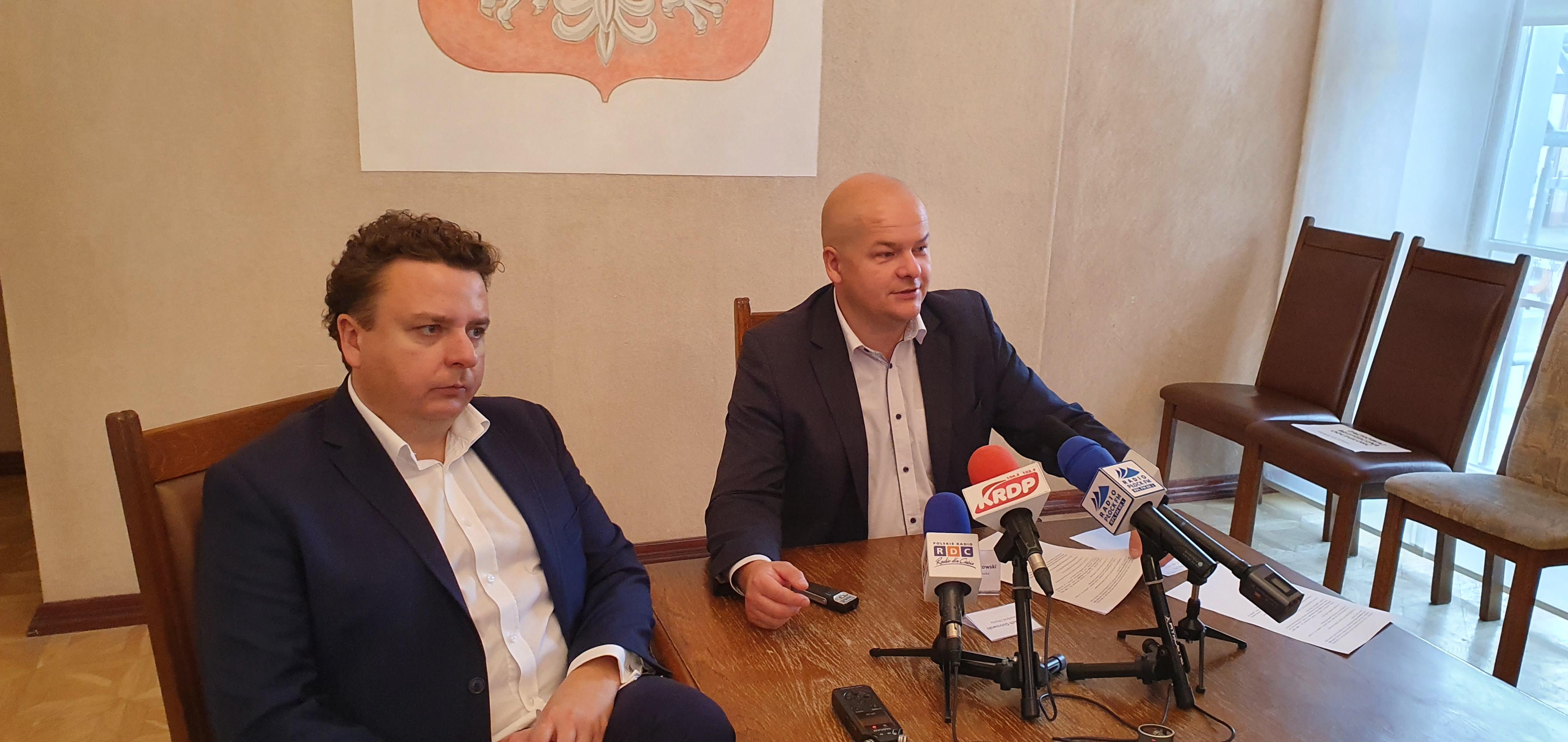 Jacek Terebus odchodzi z ratusza. Kto zostanie nowym wiceprezydentem? - Zdjęcie główne