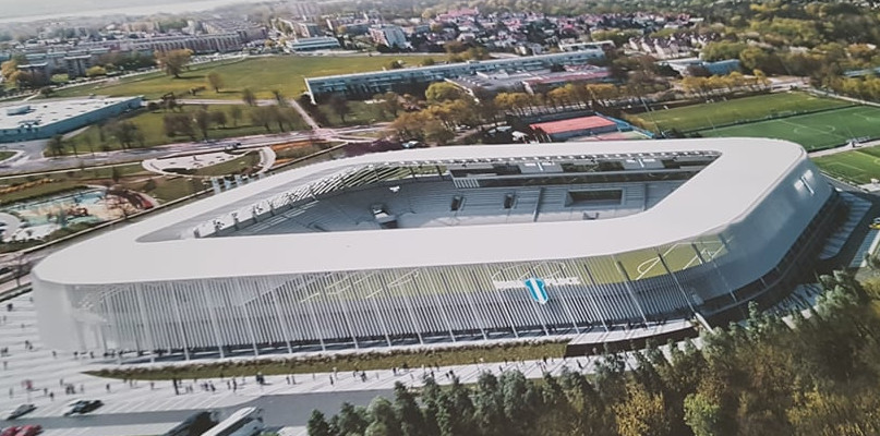 Stadion: miasto będzie wnioskowało o przesunięcie terminu - Zdjęcie główne