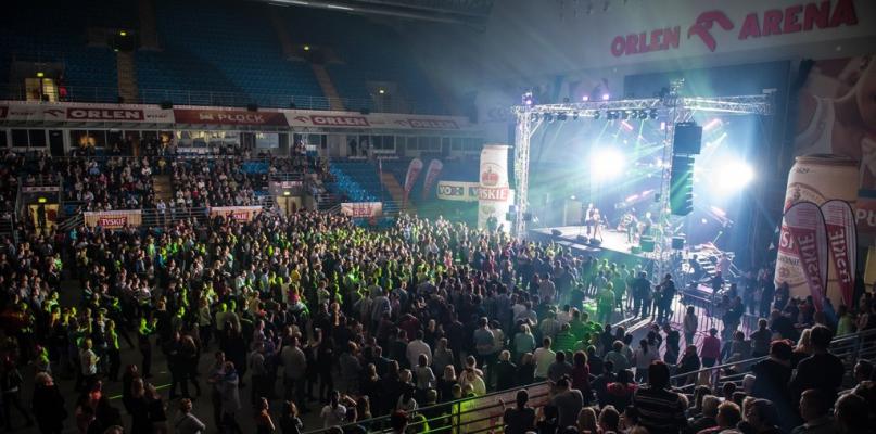 W Orlen Arenie zabrzmią hity disco polo z orkiestrą symfoniczną - Zdjęcie główne