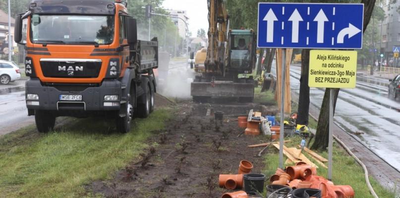 Ostrożnie na ulicach. Modernizują sieć, ale bez kopania - Zdjęcie główne