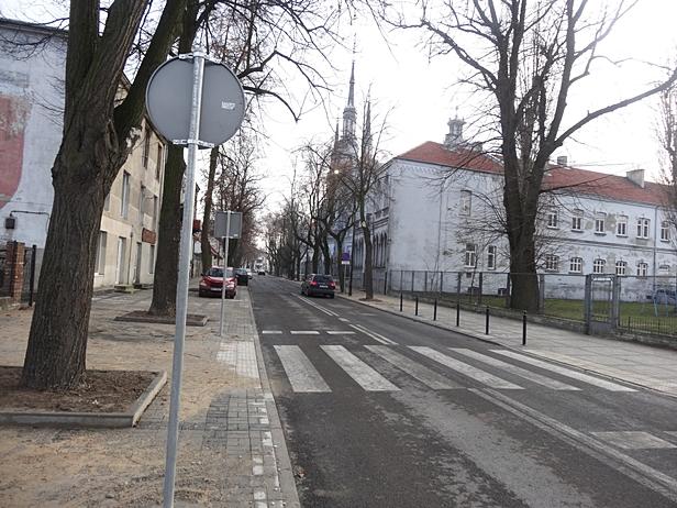 Ulica Kazimierza Wielkiego do poprawki - Zdjęcie główne