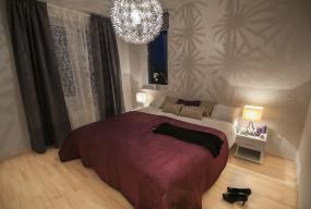 Sypialnie i łóżka w modnym stylu - Zdjęcie główne