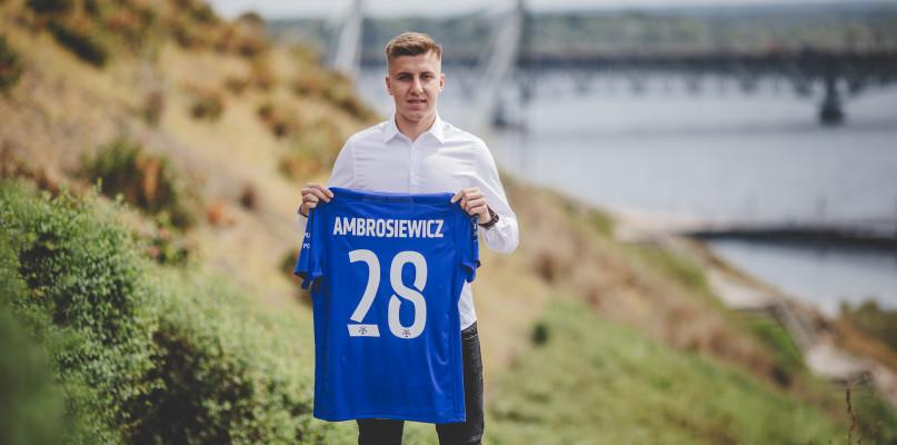 Maciej Ambrosiewicz dołączył do Wisły Płock  - Zdjęcie główne