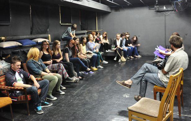 Lato w teatrze dla młodych aktorów [FOTO] - Zdjęcie główne